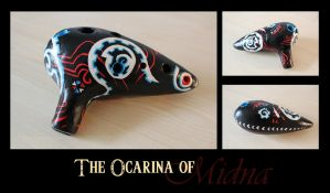 The Ocarina of Midna by Taneja