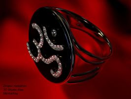 Auhm Ring by ztripez