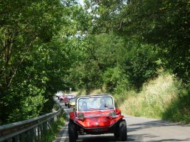 meeting of dune buggy by Stitch97