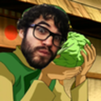 Darren the cabbage merchant by Sugerpie56