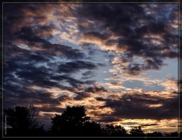 Clouds in Charlotte 40D0026720 by Cristian-M