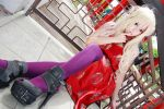 Macross Frontier - Nyan Nyan Waitress Sheryl by Xeno-Photography