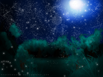 Night :FREE USE BACKGROUND: by PokerDragon