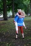 Link And Tetra by pencil-cosplay