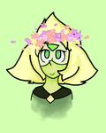Peridot by emilyldraws0303