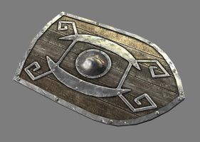 Dwarven Shield by Faradon