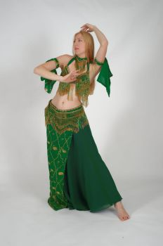 Belly Dancer Sweep Backs by Danika-Stock