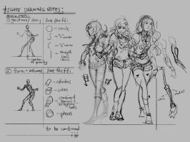 Figure Drawing Quick Tips by expresso-boy
