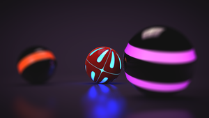 Spheres by Exherion