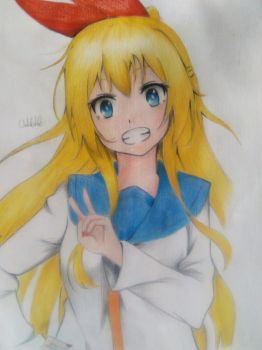 Chitoge ^~^ by xSelim