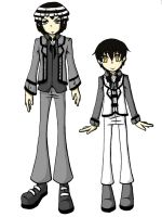 Soul Eater OC's: Death Kids by 4Wendy