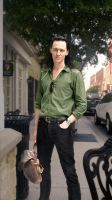 Loki - I Wanna Go Shopping by RancidRainbow