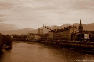 Grenoble by Mirli38