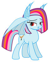 Candybat - Request DollyFlash by Magister39