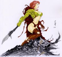 Katarina the Second by daf-shadow