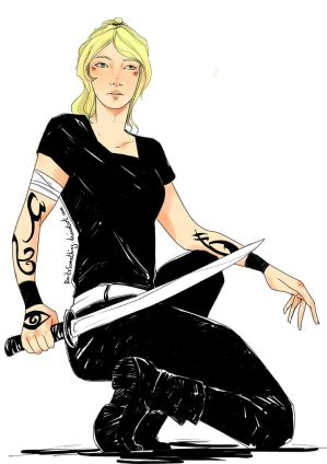 TDA - Emma Carstairs by RoItsSomething