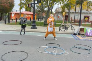 2015 Monster Mash, Costumes and Hula Hooping 3 by Miss-Tbones