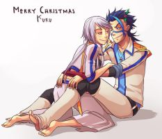 Merry Christmas Kuru by Uberzers