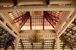 Traditional Balinese Roof by Mutilator-Of-Cookies
