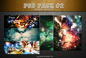 Psd Pack #2 by auliachan