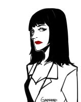 Emily Prentiss by vvvviola
