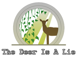 THE DEER IS A LIE by Naeomi