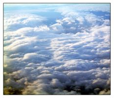 Clouds from plane by hh