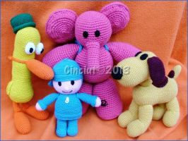 Pocoyo group by Cinciut