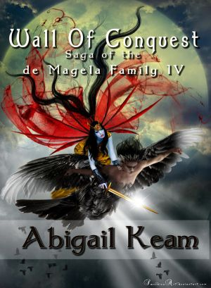 Wall  Of Conquest Book Cover IV by SweediesArt