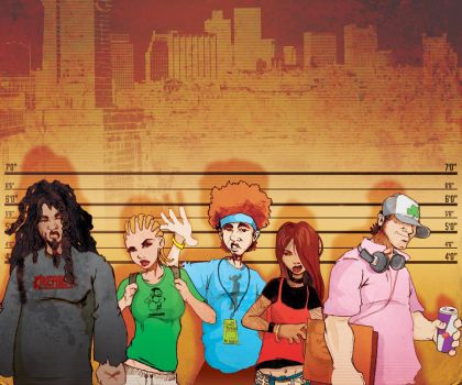 The Usual Suspects by Joey-Zero