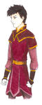 Fire Nation Prince by thestoryweaver
