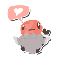 Fletchling by BohxIllustrations
