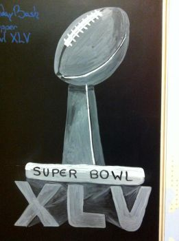 SuperBowl 45 by Merody