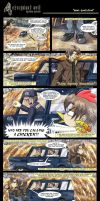 Crazydent Evil 4 Page 1 by LinkerLuis