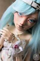 Bianca (Unoa L-Bi + Doll Chateau body) by Anireda