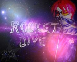 Rocket Dive by hide-loves-X