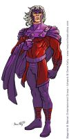 Next-X Magneto by genekelly