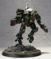 XV89 Battlesuit by Elmo9141