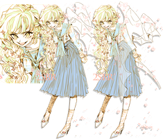 [CLOSED]Auction: Adopt: White Devil#2 by memoneo