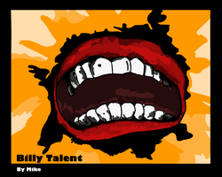 Billy Talent by mihaiteodorescu