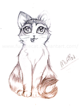 MUFFIN SCRIBBLE by Fuuthecat