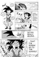 Dragon Ball GT Parody 1 - Page 1 by Renow54