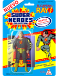 Super Heroes: Capitan Rayo / Captain Ray by 4gottenlore