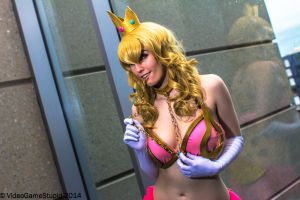 PAX East 2014 - Princess Slave Peach(PS) 18(EDIT) by VideoGameStupid