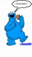 Cookie Monster by CmdrVimes76