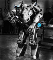 TiTAN tHe RobOt by Robert-Eede