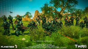 Planetside2 Wallpaper01 by PeriodsofLife