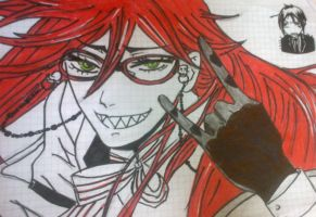 Grell's colored version by eso90