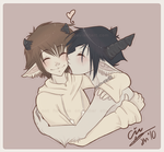 Love You 2 .BL by cindre
