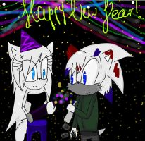 .:RQ:.Kay and Ashley new year by AshleyShiotome